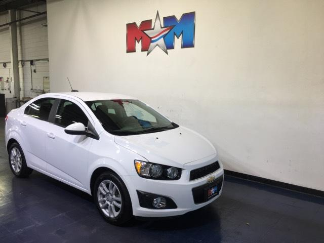 Pre-Owned 2016 Chevrolet Sonic 4dr Sdn Manual LT