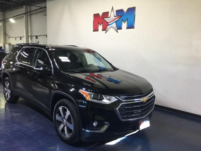 Pre-Owned 2019 Chevrolet Traverse AWD 4dr LT Leather w/3LT