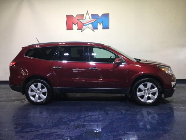 Pre-Owned 2016 Chevrolet Traverse AWD 4dr LT w/1LT