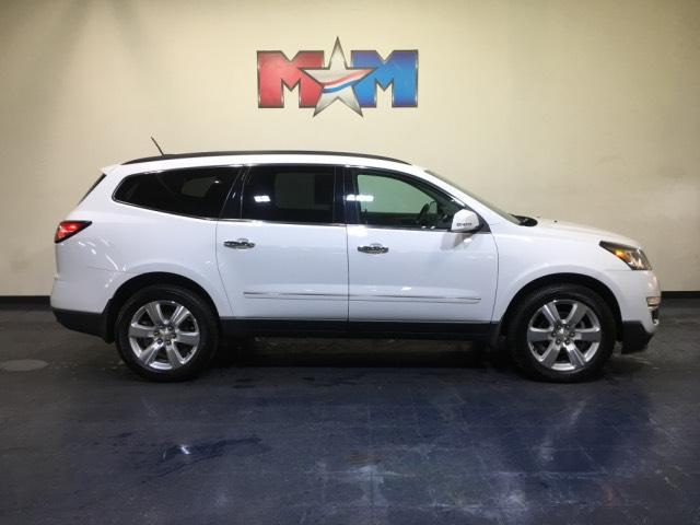 Pre Owned 2016 Chevrolet Traverse Awd 4dr Ltz