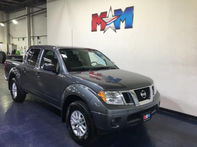 Pre-Owned 2019 Nissan Frontier Crew Cab 4x4 SV Auto
