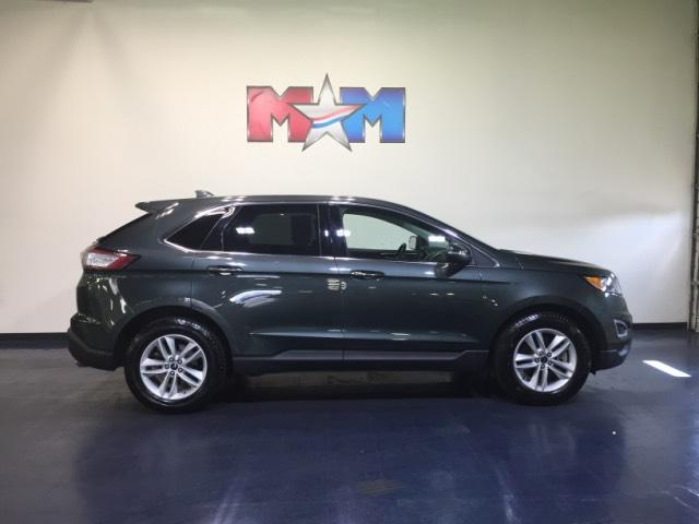 Pre Owned  Ford Edge Dr Sel Awd