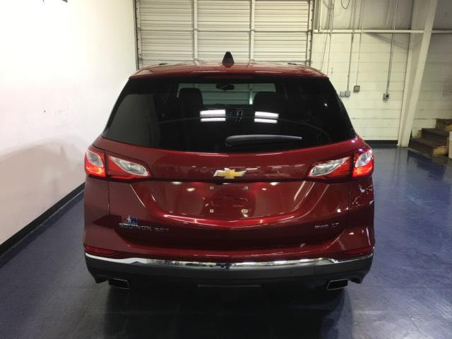 Pre-Owned 2018 Chevrolet Equinox AWD 4dr LT w/2LT