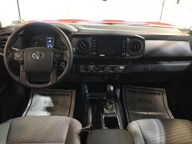 New 2020 Toyota Tacoma 4WD SR Double Cab 5' Bed V6 AT