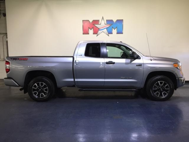 Pre Owned 2017 Toyota Tundra 4wd Sr5 Double Cab 6 5 Bed