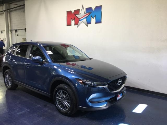 Pre-Owned 2017 Mazda CX-5 Touring AWD