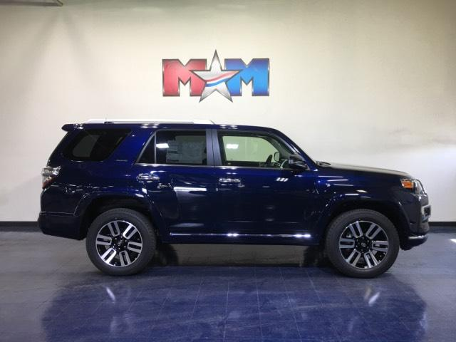 New 2019 Toyota 4Runner Limited 4WD 4WD Sport Utility