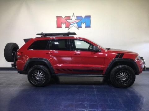 Pre-Owned 2017 Jeep Grand Cherokee Trailhawk 4x4