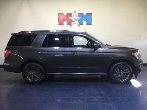 Pre-Owned 2019 Ford Expedition Limited 4x4