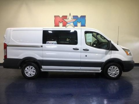 Pre-Owned 2018 Ford Transit T-250 130 Low Rf 9000 GVWR Sliding