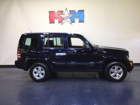 Pre-Owned 2011 Jeep Liberty 4WD 4dr Sport