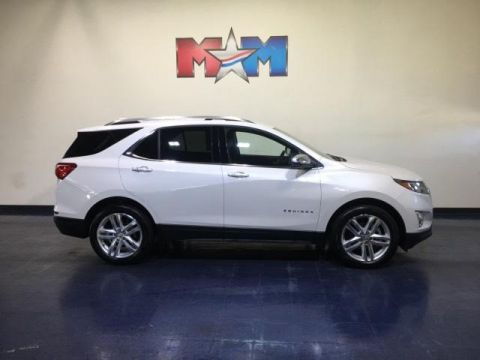 Pre-Owned 2019 Chevrolet Equinox AWD 4dr Premier w/2LZ