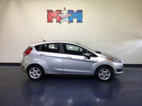 Pre-Owned 2016 Ford Fiesta 5dr HB SE