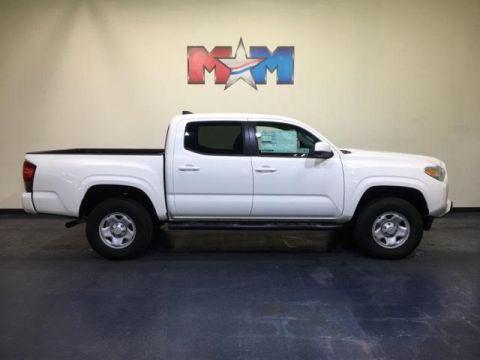 New 2019 Toyota Tacoma 4WD SR Double Cab 5' Bed V6 AT