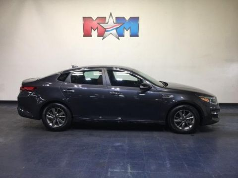 Pre-Owned 2017 Kia Optima LX 1.6T DCT