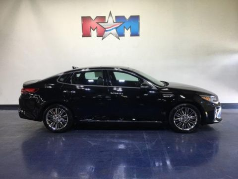 Pre-Owned 2016 Kia Optima 4dr Sdn SXL Turbo