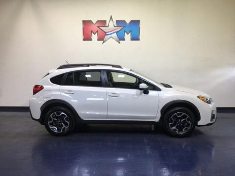 Pre-Owned 2016 Subaru Crosstrek 5dr Man 2.0i Premium
