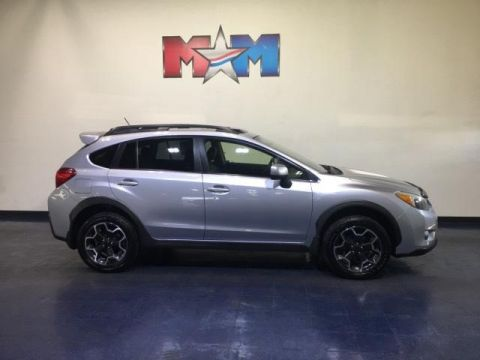Pre-Owned 2014 Subaru XV Crosstrek 5dr Auto 2.0i Limited