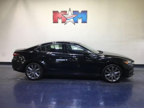 Pre-Owned 2018 Mazda6 Touring Auto