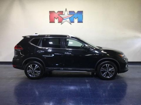 Pre-Owned 2018 Nissan Rogue AWD SL