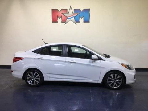 Pre-Owned 2017 Hyundai Accent Value Edition Sedan Auto