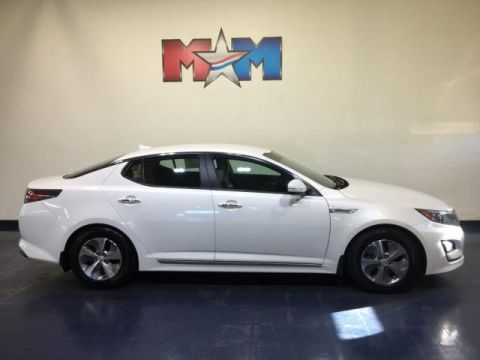 Pre-Owned 2015 Kia Optima Hybrid 4dr Sdn