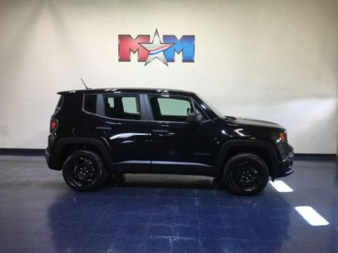 Pre-Owned 2017 Jeep Renegade Sport 4x4